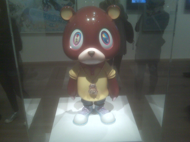 kanye west bear. artist such as Kanye West,