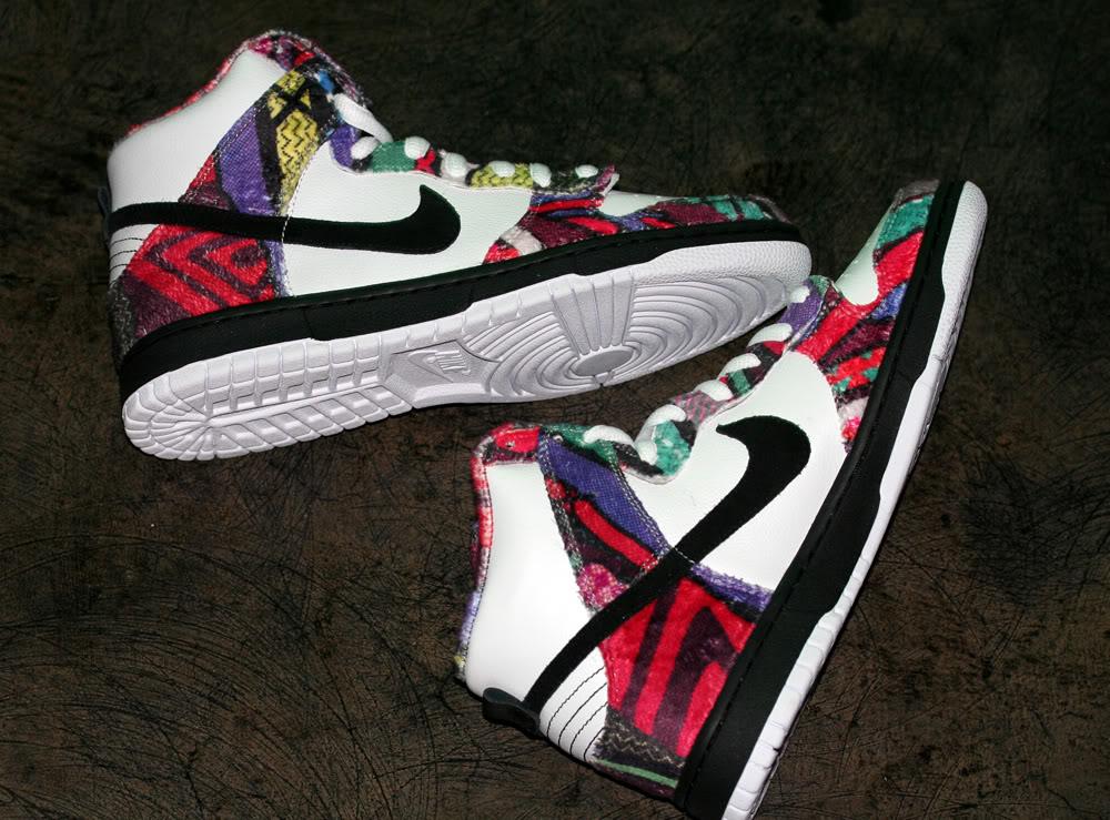 sports shoes 42802 5f49c Nike SB 2010 Spring Dunk Hi Premium