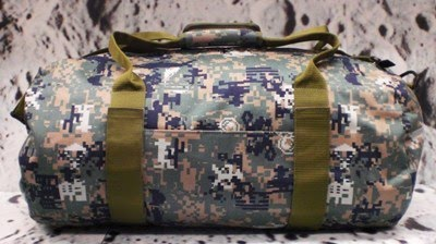 d3718887eff7 BBC Digital Camo Duffle Bag. «